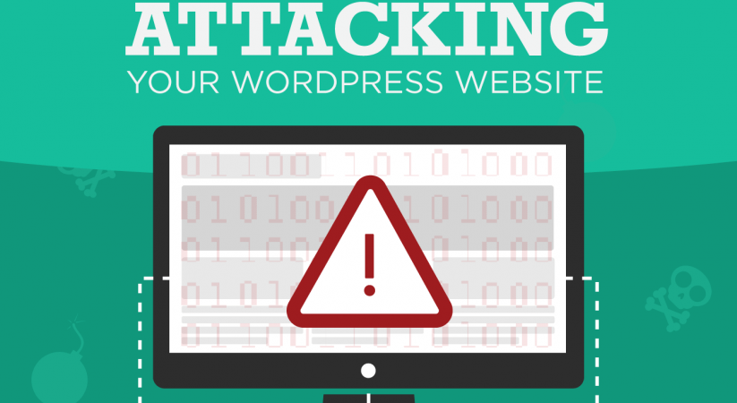 How to protect a WordPress blog from hacker attacks, increase security!