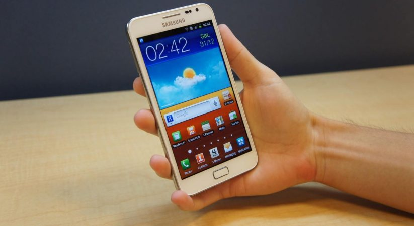 Android Jelly Bean 4.1.2 download for Galaxy Note N7000