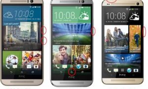 How to Take Screenshot on HTC One