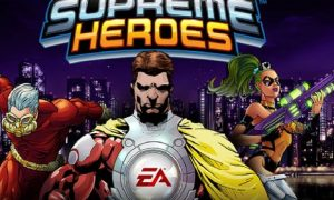 Supreme Heroes for Android/iPad/iPhone-Review