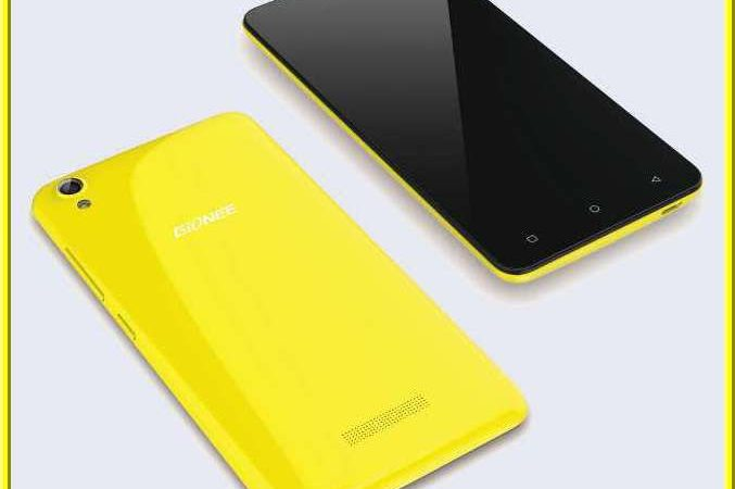 Gionee Pioneer P5W Specs, Features and price