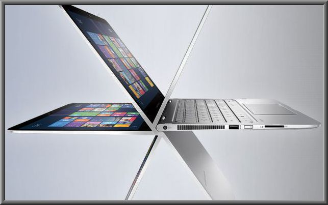 HP Spectre X360 Notebook
