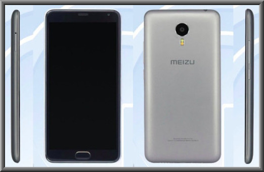 Meizu m3 Note launched with Finger print sensor