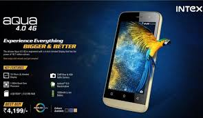 Intex Launched New Aqua Series Smartphone In India