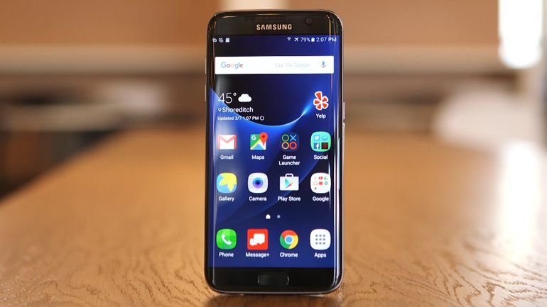 Samsung Galaxy S8 vs Samsung Galaxy S8 Edge vs Samsung Galaxy S7 Edge