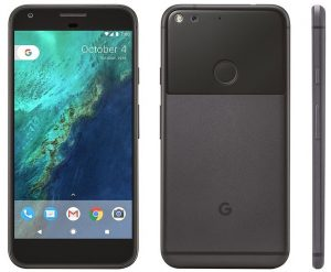 google pixel XL high end phone