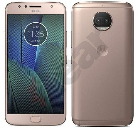 Motorola G5S plus leaks shows its dual primary camera