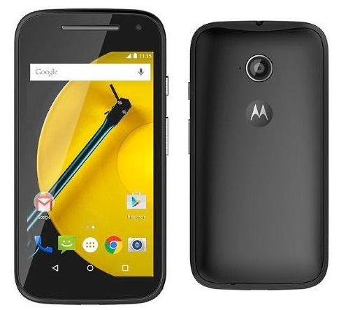 Moto E with Android M