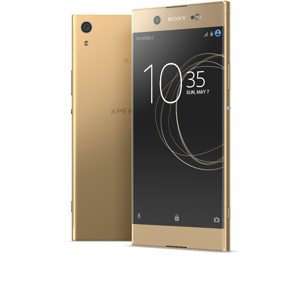 sony Xperia XA1 with 23 MP camera