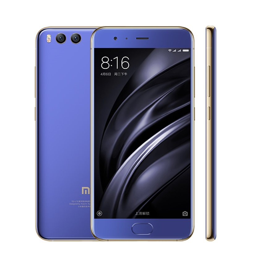 xiaomi Mi 6 with high speed RAM.