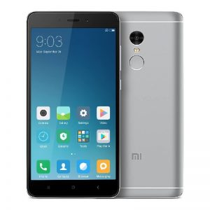 xiaomi redmi note 4 with 13 MP camera.