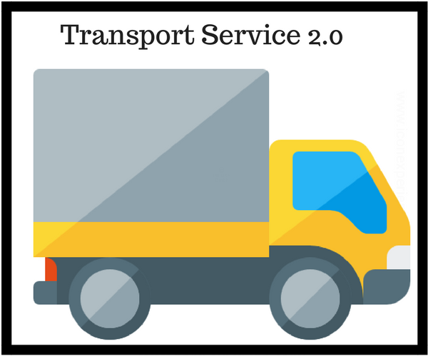 Transport Service 2.0 - The Next Step