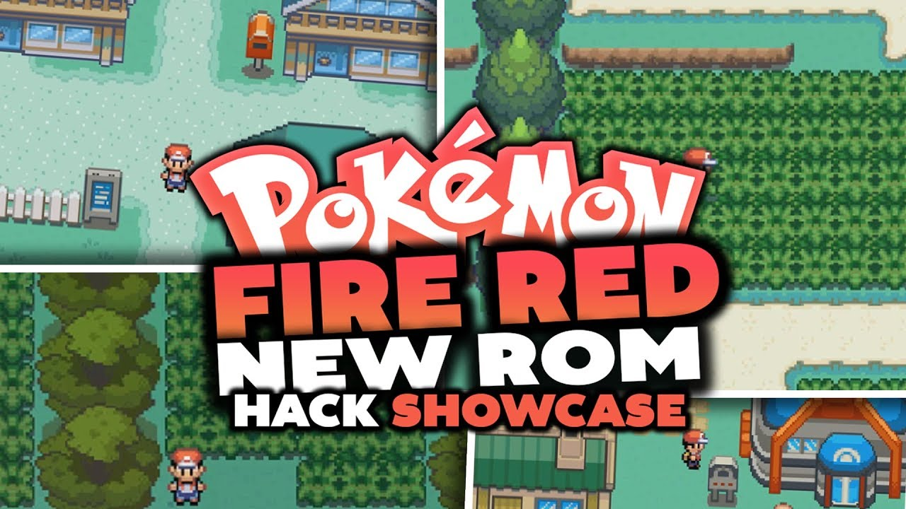 Pokémon-Fire-Red-Rom