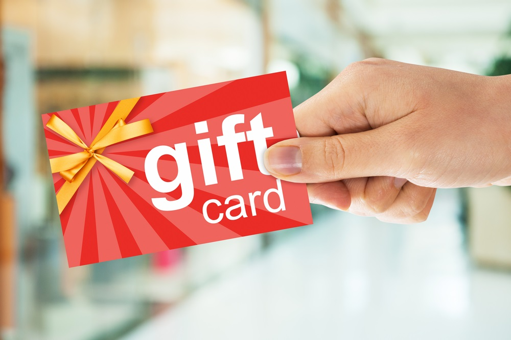 Buying Gift Cards